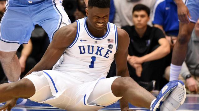 Futura estrela da NBA lesionou-se e Nike está em apuros