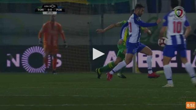 As saudades que ele tinha do golo: Pepe volta a marcar de dragão ao peito