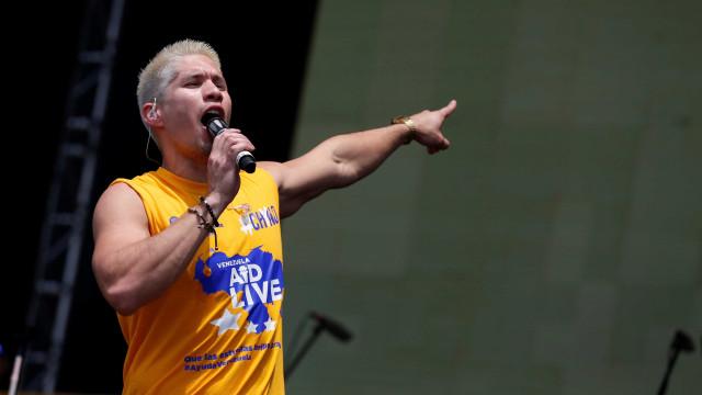 Suspensa emissão de canais que transmitem concerto pró ajuda humanitária