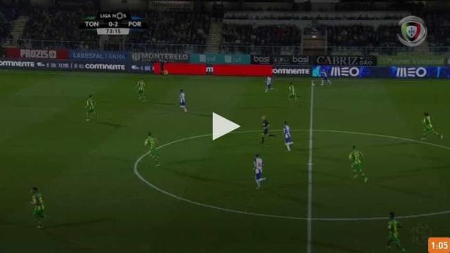 Herrera aproveita uma 'traição' de Joãozinho para somar mais um golo
