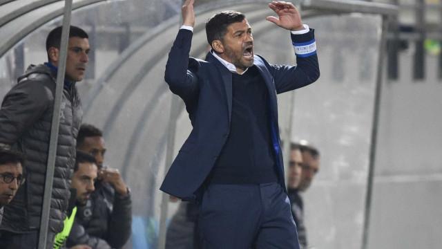 """""""Aqui não há Militões, nem Conceições, há o FC Porto"""""""