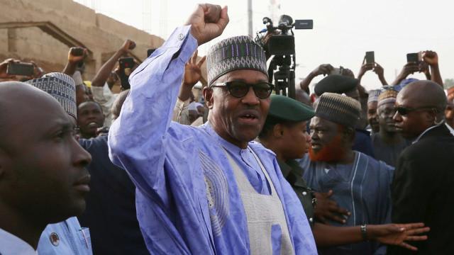 Presidente da Nigéria já reivindica vitória eleitoral