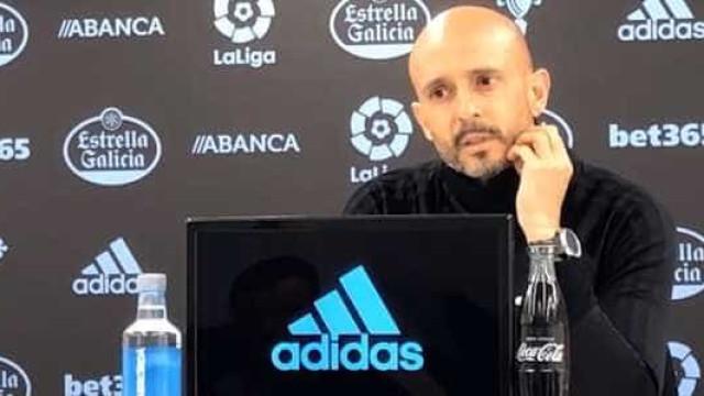'Bufo' no Celta de Vigo? Miguel Cardoso confrontou jornalista