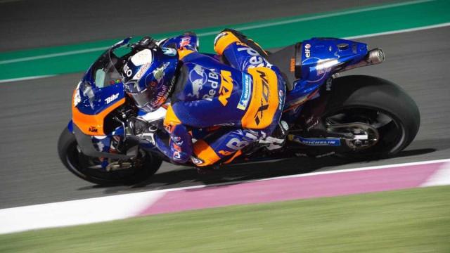 Eis o 1.º tempo de Miguel Oliveira na estreia nos testes de MotoGP