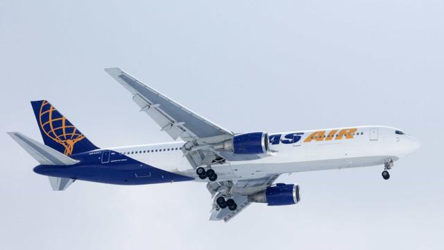 Avião de carga com três pessoas a bordo caiu perto de Houston