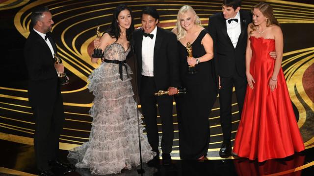 Documentário com participação portuguesa ganha Óscar