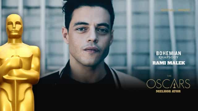 'The Show Must Go On'. Rami Malek ganha o Óscar de Melhor Ator