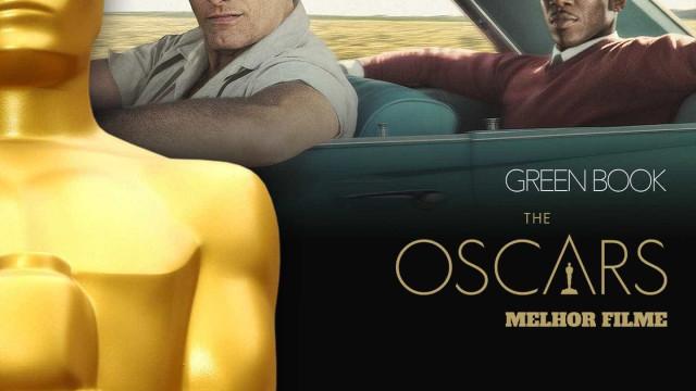 'Green Book' é o Melhor Filme do Ano. E nem era um favorito
