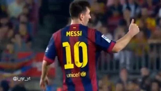 O dia em que Messi 'fez' de Kepa e recusou ser substituído