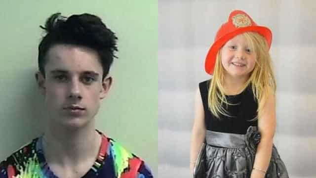 Menor que violou e matou menina de seis anos condenado a prisão perpétua