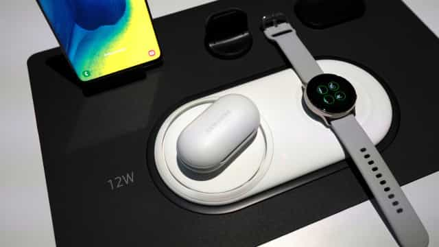 Novo relógio da Samsung terá uma ausência de peso