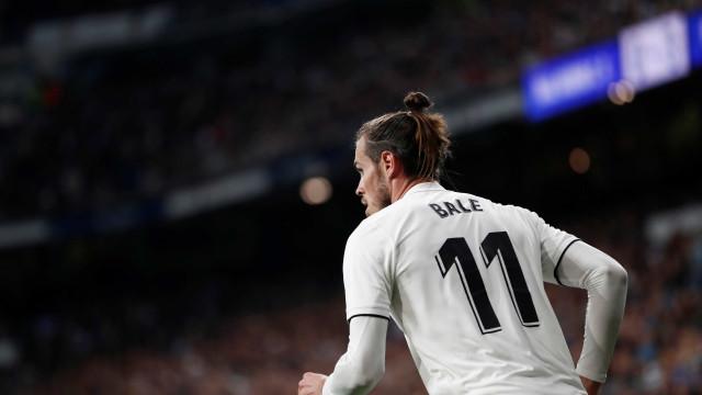 O remate de Bale que deixou os adeptos à beira de um ataque de nervos