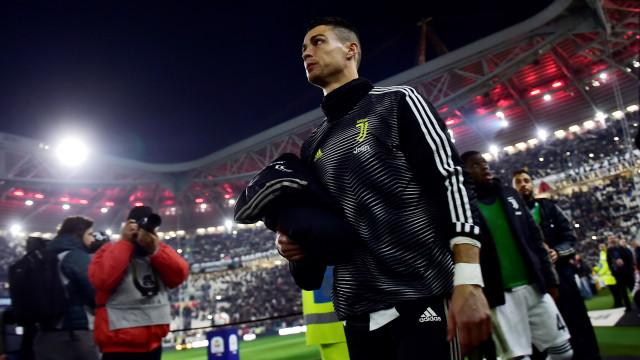 Cristiano Ronaldo ilibado das acusações de violação em Las Vegas