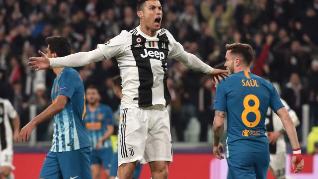 Efeito Ronaldo faz Juventus disparar 30% em bolsa