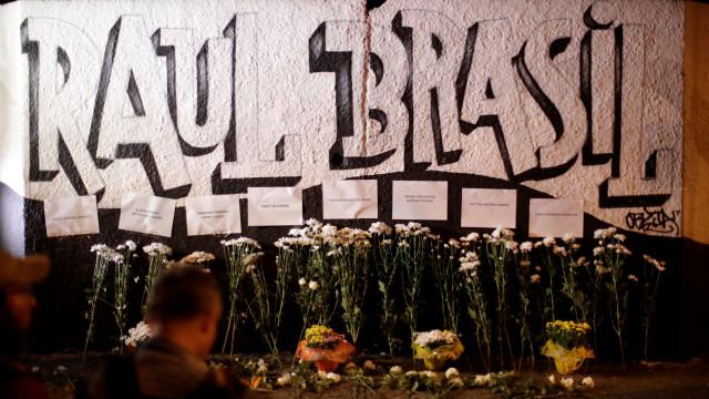 Já se conhecem as identidades das vítimas do massacre em escola no Brasil