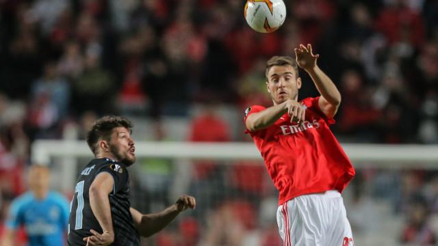 [0-0] Benfica-D. Zagreb: Águias apostam na velocidade