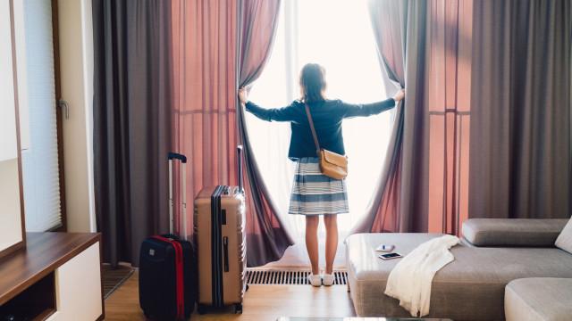 Turismo. Dormidas registaram ligeira redução em fevereiro