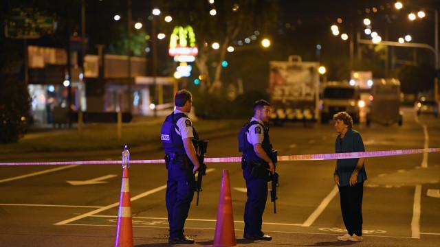 Ataque Christchurch: Gangue neozelandês vai deixar cair expressão nazi