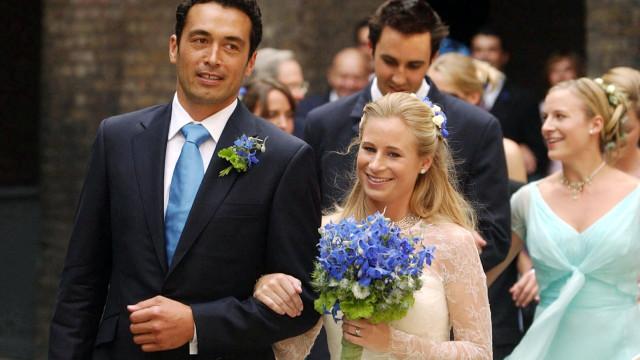 Palácio de Buckingham confirma divórcio de Davina Windsor