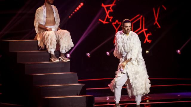 Casas de apostas apontam para Conan Osiris fora da final da Eurovisão