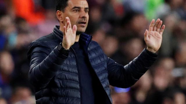 Rayo Vallecano despede treinador Míchel