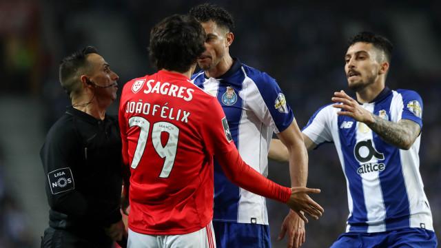 Pepe já reagiu ao 'reencontro' com João Félix na Seleção