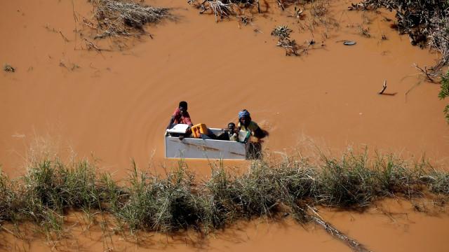 Idai: Ajuda a Moçambique seria maior com força militar de apoio da CPLP