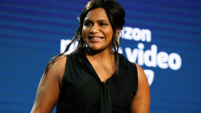 Netflix garante nova comédia de Mindy Kaling