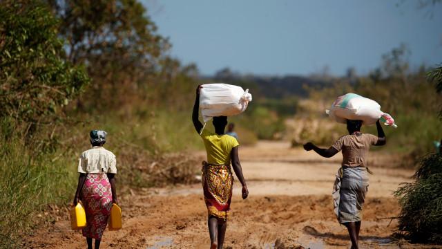 Amanhã é dia de voltar a voar para ajudar Moçambique