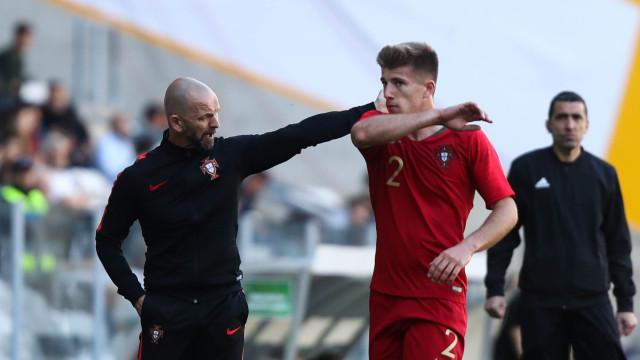 Portugal entra a vencer no campeonato da Europa diante de Itália