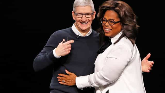 Apple puxa dos 'milhões' para competir com a Netflix