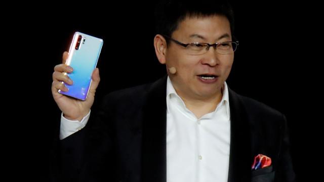 Interdição da Huawei na Europa pode custar até 55 mil milhões de euros