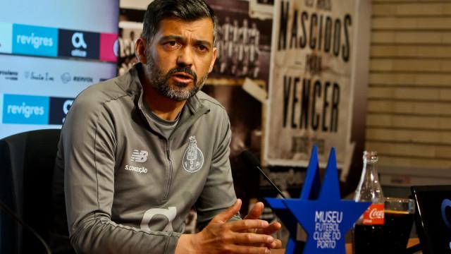 """Memórias da Taça, ambição e... """"quero lá saber do treinador do Benfica"""""""