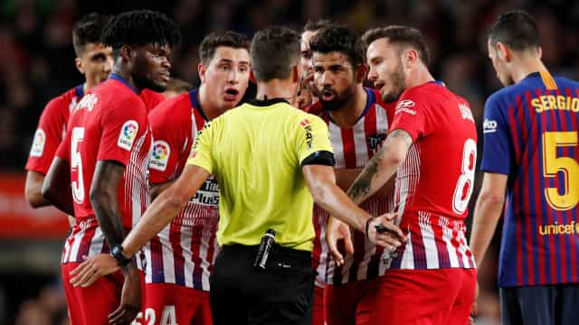 Oficial: Diego Costa punido com oito jogos