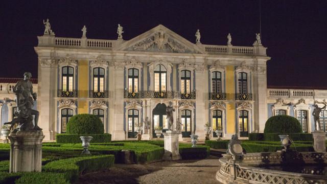 Palácio Nacional de Queluz vai abrir à noite no Dia dos Monumentos