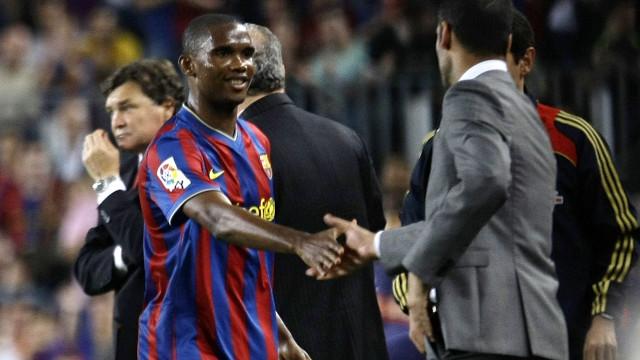 """""""Fui eu que fiz o Barcelona ganhar e o Guardiola devia pedir-me desculpa"""""""