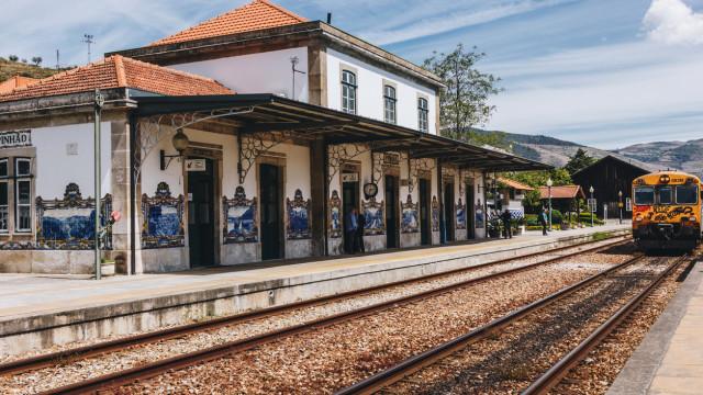 Comboios turísticos no Douro e Vouga não vão acabar, garante CP