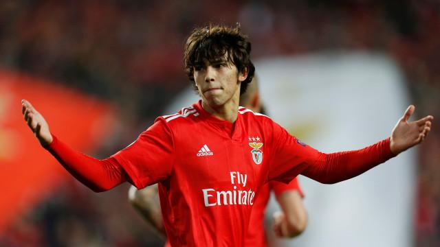 Juventus sobe proposta por Félix mas o Benfica quer mais