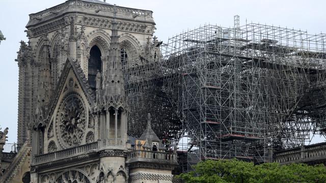 Nortre-Dame: Bombeiros de Paris galardoados com Prémio Europa Nostra