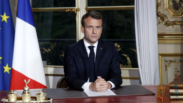 Macron quer que reconstrução de Notre-Dame seja concluída em cinco anos