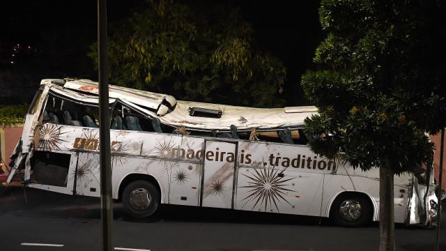 Dez das vítimas do acidente na Madeira já tiveram alta