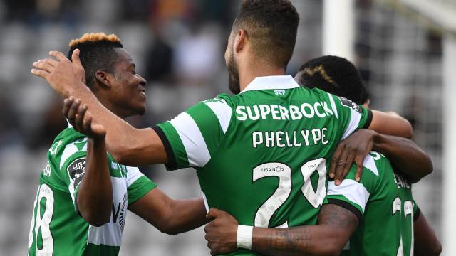 Na Choupana só houve lugar para um herói e esse foi Luiz Phellype