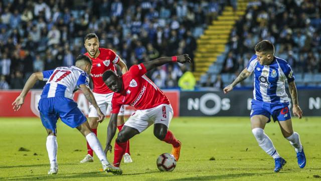[1-0] FC Porto-Santa Clara: Começou a segunda parte