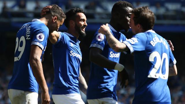 Everton de Marco Silva atropela Man. United e assina resultado histórico