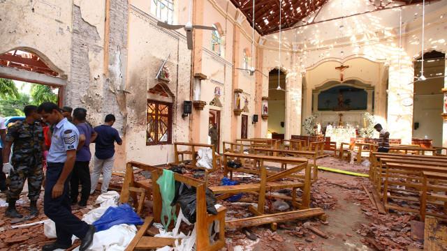 Sri Lanka: Assembleia da República unânime na condenação dos atentados