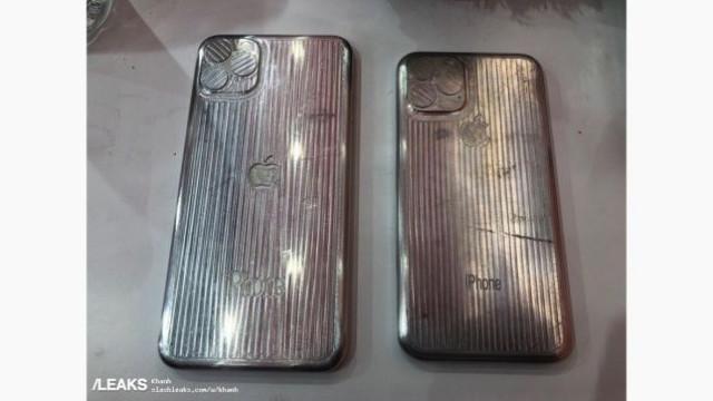 Imagens podem ter revelado aspeto dos próximos iPhones
