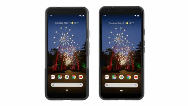 Fuga de informação revela os dois novos smartphones da Google