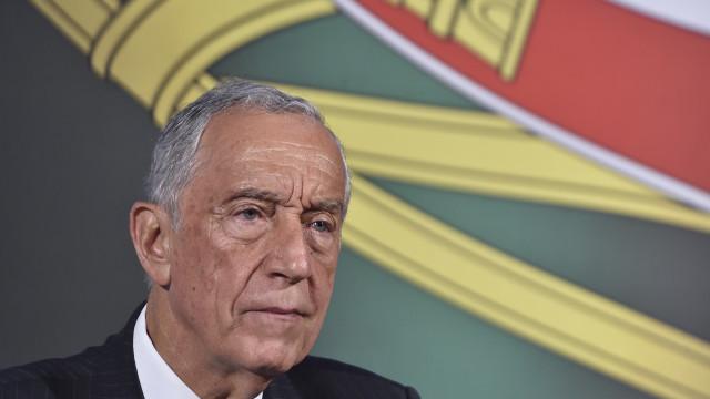 Presidente Marcelo chama partidos a Belém após as Europeias