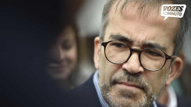 """""""Pedro Marques deve achar que as pessoas andam com relatórios na testa"""""""