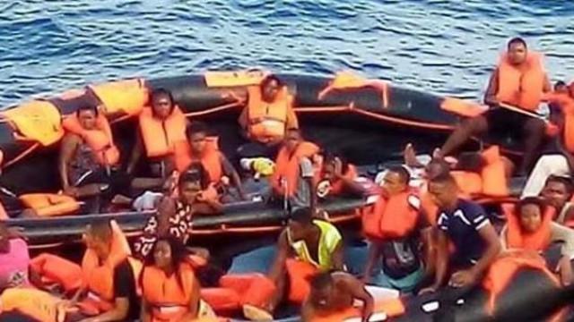 Navio-patrulha português continua buscas após naufrágio no Príncipe